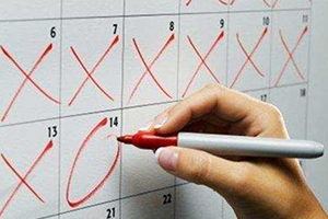 孕期检查时间表都有哪些图片